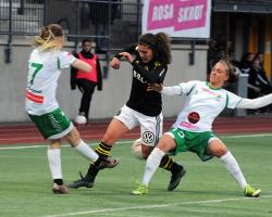 Julia Zigiotti Olme fixade åter derbypoäng  4c95fa213533c