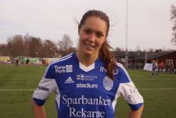 Felicia Karlsson (Foto: Rainer Fussgänger)