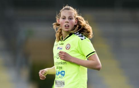Amanda Edgren laddad inför Skåne-derby  d28735d1d4a75