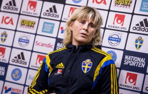Premiär som förbundskapten för Anneli Andersén  08b93d679dbb0